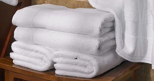Towels Fairfield Hotel Store