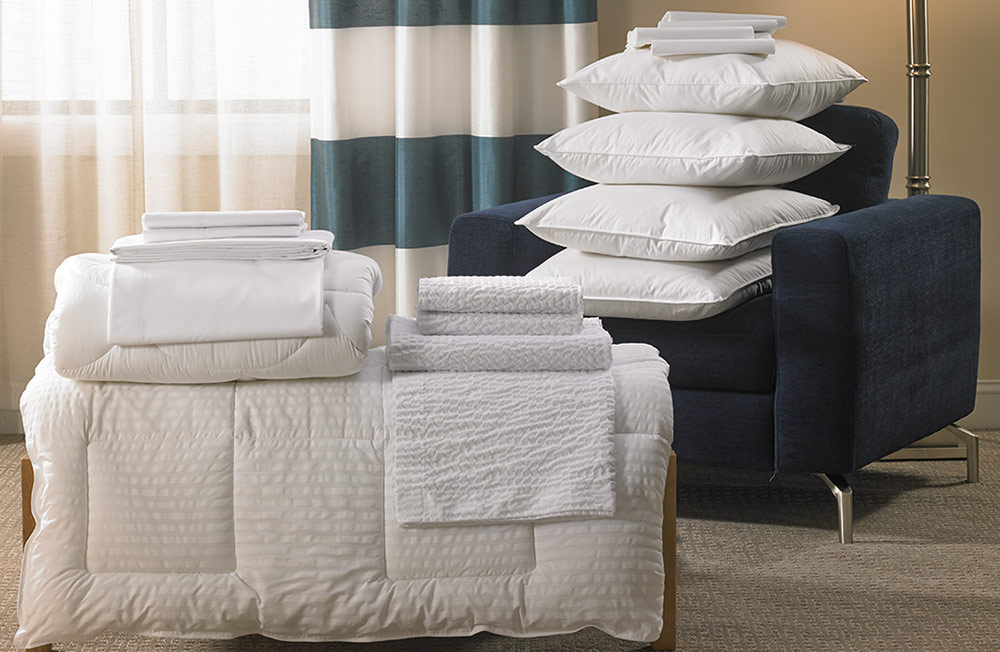 Bedding Set. Ripple Linen Set   Shop Fairfield Inn   Suites Hotel Store
