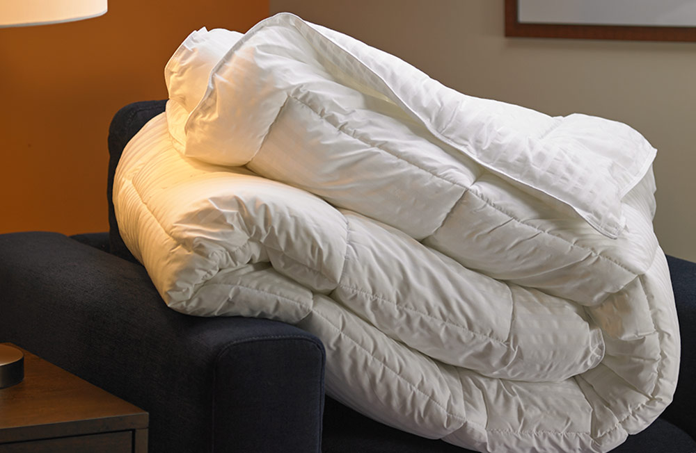 Down Alternative Blanket Fairfield Hotel Store
