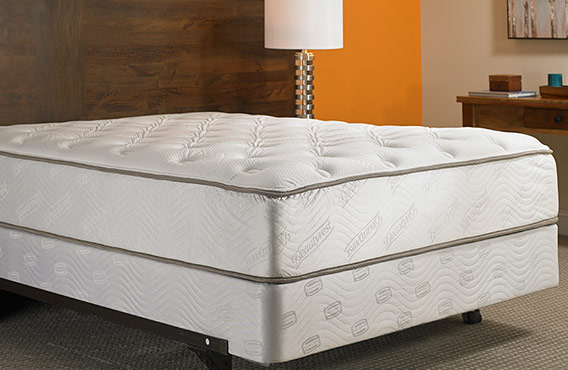 Innerspring Mattress & Box Spring Set - Fairfield Hotel Store