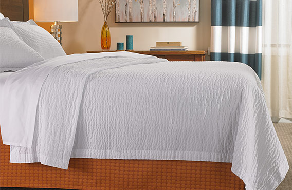Ripple Coverlet