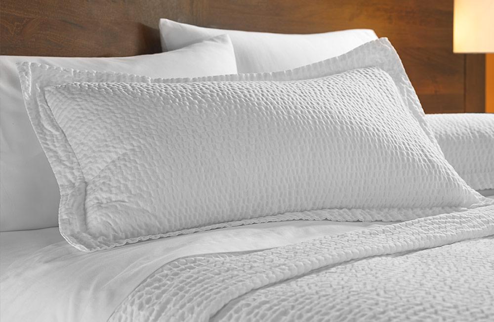 Ripple Pillow Sham Fairfield Hotel Store